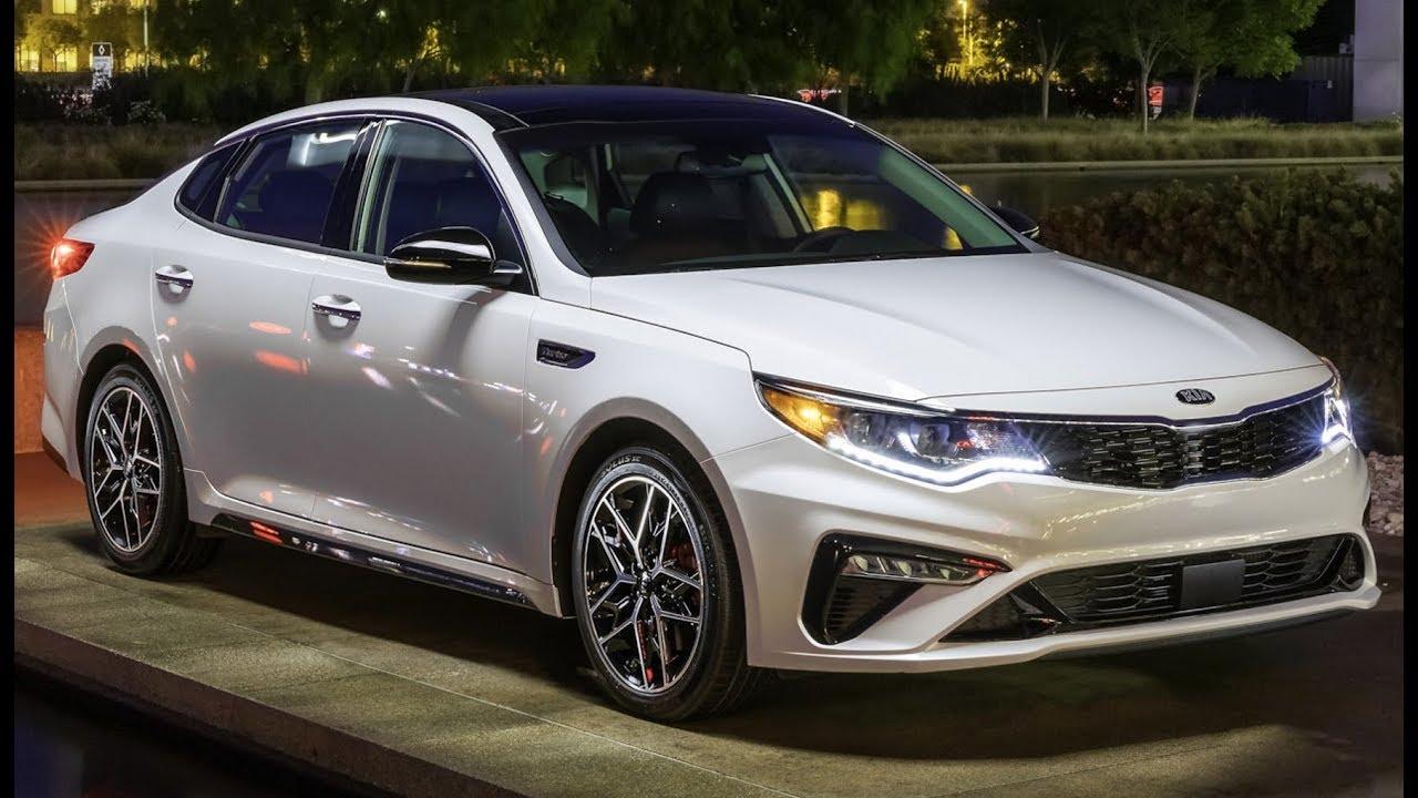 2019 Kia Optima Sx 2 0t 245 Hp Perfect Sedan