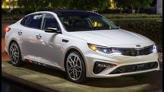 2019 Kia Optima Sx 2.0t 245 Hp - Perfect Sedan