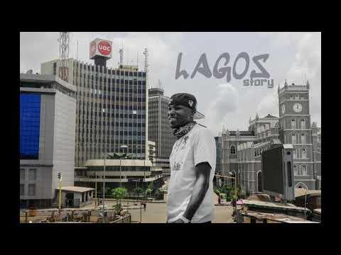 Download Captain Bang - Lagos Story feat Yung Mo , Purple Prince