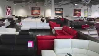 Sedačky Euro Sofa v Banskej Bystrici
