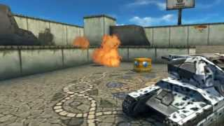 Tanki Online: just gold box