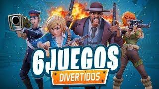 6 NUEVOS ¡Juegos SIN INTERNET y ONLINE! para TELÉFONOS CELULARES (Android & iOS) 2019-2020