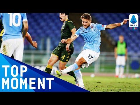 Immobile Becomes First Italian to Score 35 Goals! | Lazio 2-0 Brescia | Top Moment | Serie A TIM