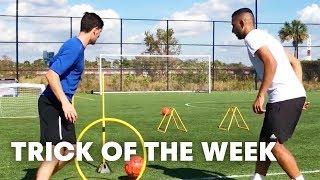 TRICKS OF THE WEEK: Football accuracy.