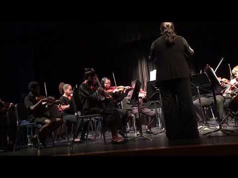 CTIS (Cross Timbers Intermediate School) 2017 winter concert - Part 2