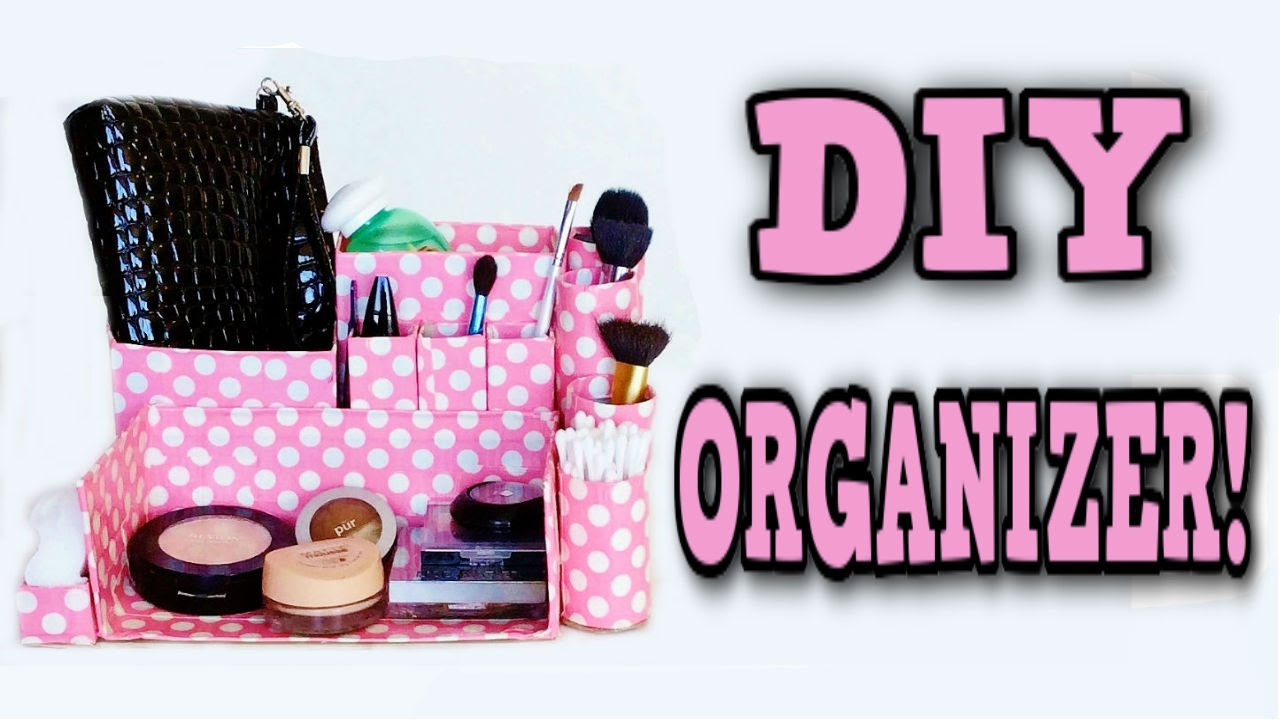 Diy Organizer Cheap Easy Fun Useful Craft Project Customize Your