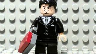 old lego iron man suit up animation test 1