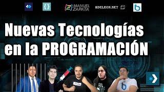 Nuevas Tecnologías en la Programación