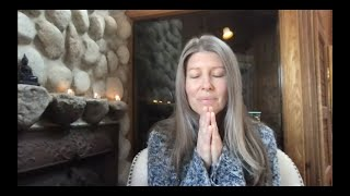 I Once had a Thousand Desires. Call Upon Gods Name - Guided Meditation - ACIM - Kirsten Buxton