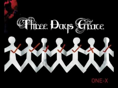 Three Days Grace - Riot (Clean)