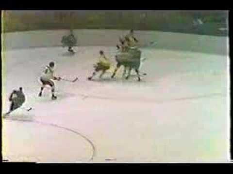 Bruins vs Oakland game 1969-70