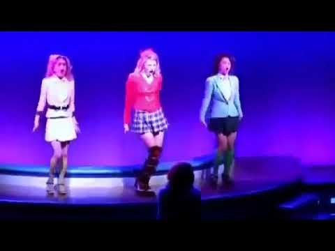Mean Girls But It's 1989 (the Musical)