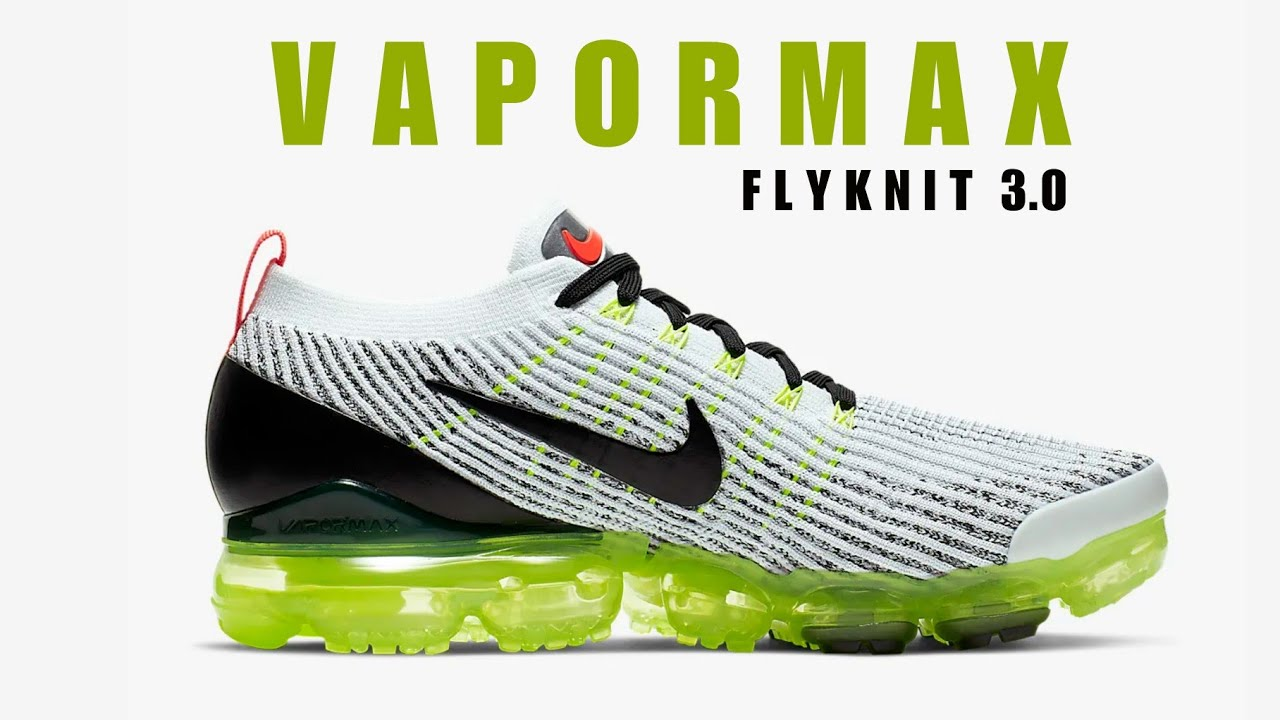 buy online 052b8 b4d81 NIKE Air Vapormax Flyknit 3.0 CLOSER LOOK  vapormax  sneakers  nike  shoes   running  flyknit3
