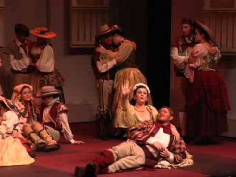 Performance -- Loyola Opera -- The Gondoliers