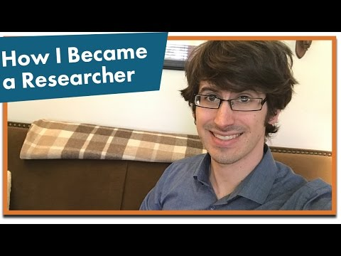 How I Became a Religious Studies Researcher
