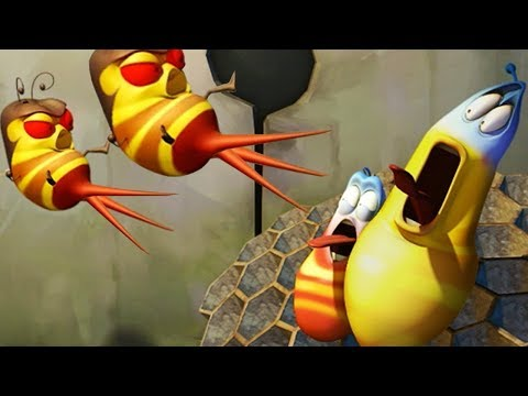 LARVA  BUMBLE BEE  Cartoons For Children  LARVA Full Episodes  Cartoons For Children