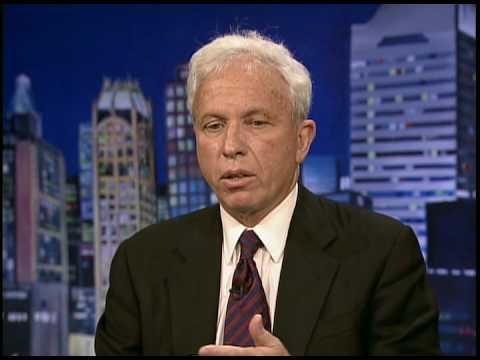 CUNY-TV CityWide host Ken Fisher interviews former Public Advocate Mark Green 3