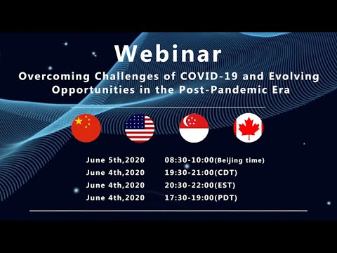 Overcoming Challenges Of COVID 19 And Evolving Opportunities In The Post Pandemic Era