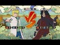 Naruto Shippuden: Ultimate Ninja Storm 3, Minato Namikaze Vs Madara Uchiha! video