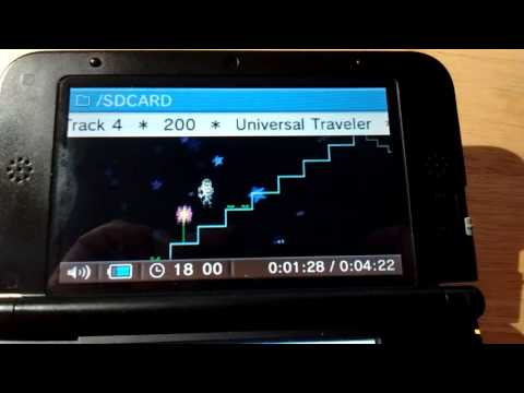 Play music on your 3ds