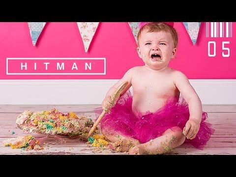 HITMAN Part 5 - Happy Birthday Bieeetch!!