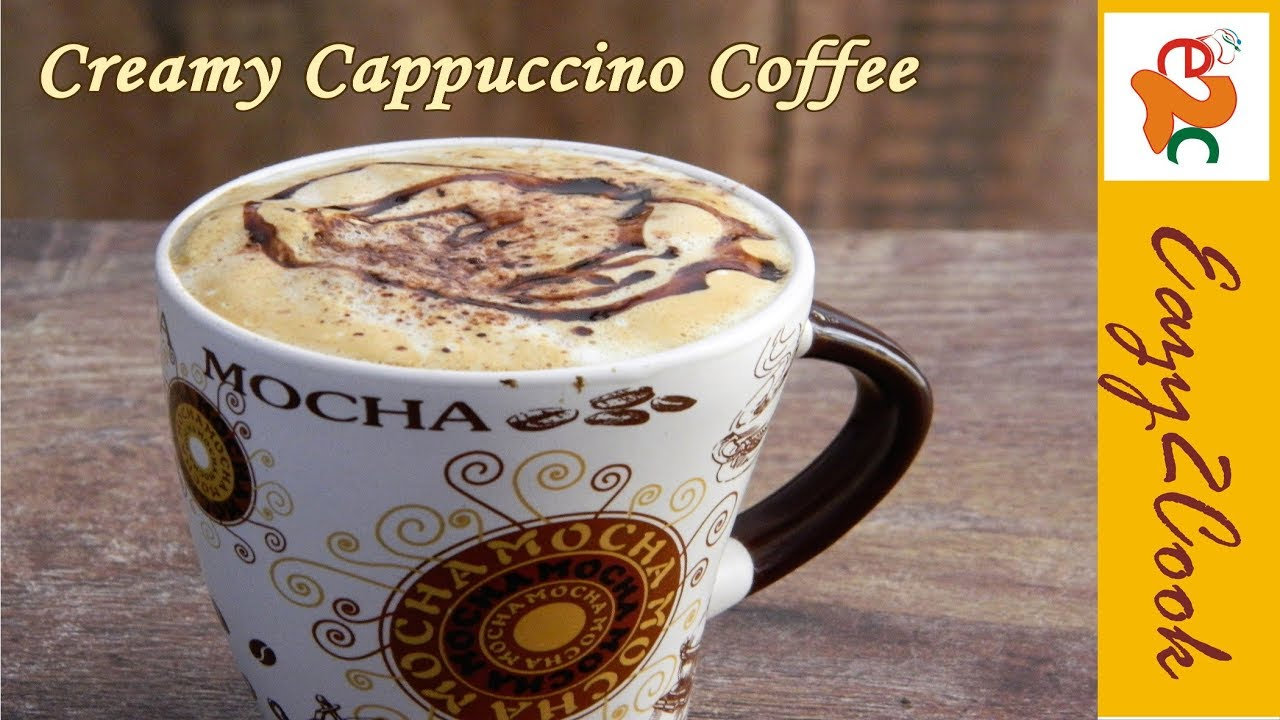 Cappuccino at home: we can do it 23