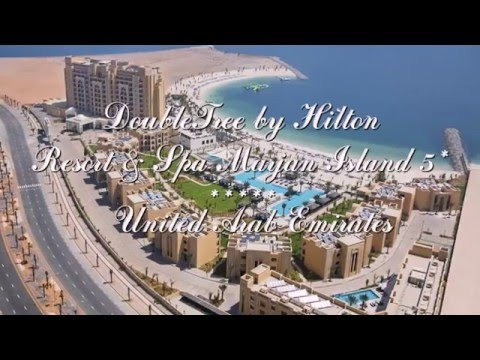 DoubleTree by Hilton Resort & Spa Marjan Island 5* ОАЭ
