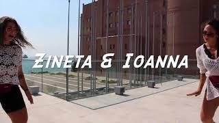 Davido -Fia (Remix) ft Stefflon Don / Choreo by Ioanna KyeKye & Zineta Kamini