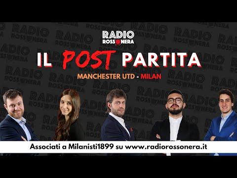 12-03-2021 Il Post Partita  (MANCHESTER UNITED - MILAN 1-1)