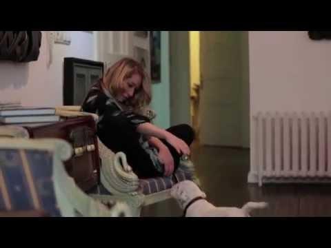 Gülçin Ergül - Bir Tanecik Aşkım Klip (Fondaki görüntüler)