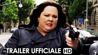 Spy Trailer Italiano Ufficiale (2015) - Jason Statham, Melissa McCarthy HD