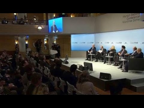 Breaking News:  Munich Security Conference 2017. Defense ministers NATO panel discussion.