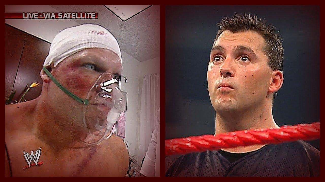 Download Kane Awakens In The Hospital & Causes Destruction! 10/13/03