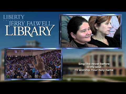 Jerry Falwell Library Grand Opening - (Full Service) 1/15/14