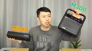 블루투스노래방마이크 미라클 더싱 M300 리뷰, M20…