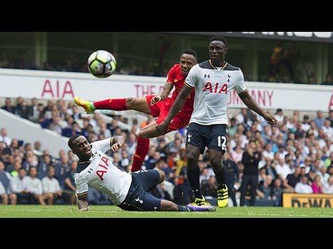 Tottenham v Liverpool - key match stats