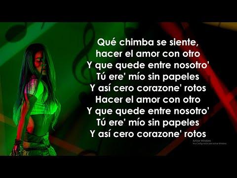 Karol G – Sejodioto (Letra/Lyrics)