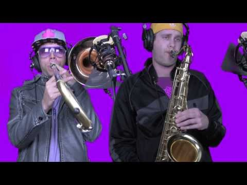 Thrift Shop - Saxophone & Trombone Cover - Macklemore & Ryan Lewis - BriansThing & PaulTheTrombonist