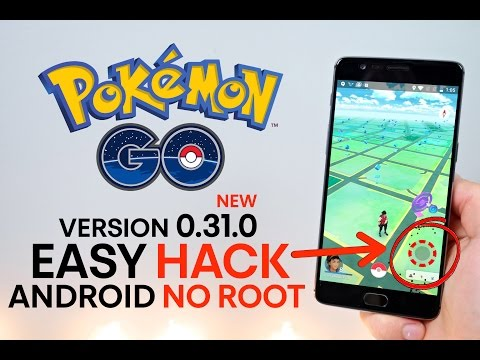 Pokemon GO Hack Android NO ROOT – Joystick & Location Spoofing!