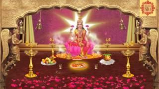 OM Jai Laxmi Mata - Aarti - Diwali Lakshmi Pooja Songs With Lyrics By sadhana sargam