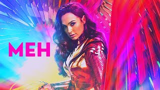 Wonder Woman 1984 Is a Bitter Disappointment | Melina Pendulum