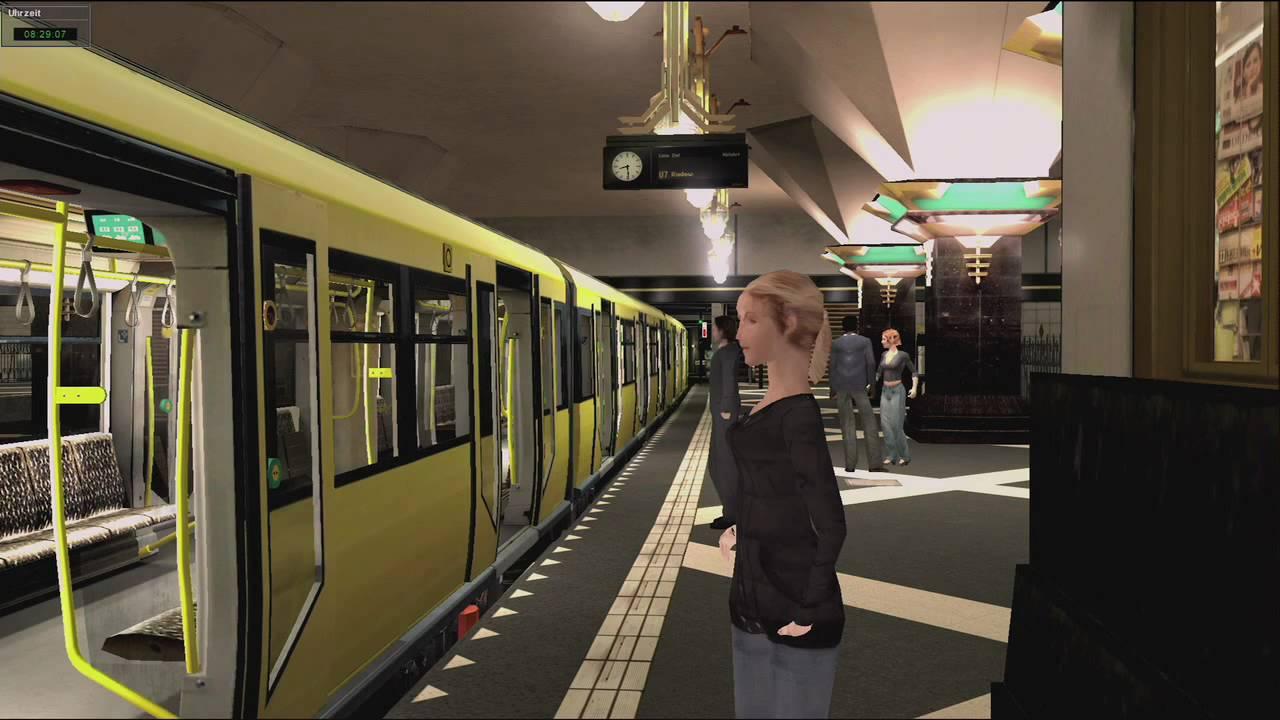 U Bahn Spiele