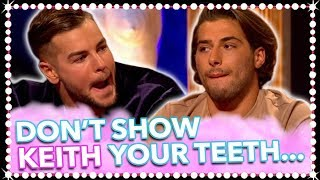 NEW: Love Island's Chris & Kem Show Off Their Romantic Side! | Celeb Juice 2017