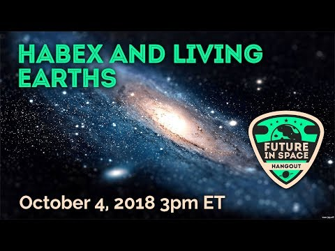 """HabEx and Living Earths: The Astronomical Answer to """"Are We Alone?"""""""
