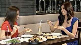 Cityscape  Shamcey Tries Resto For Garlic Lovers