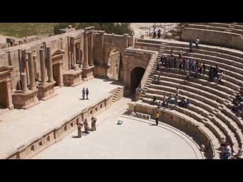 Jordanië Vakantie Film