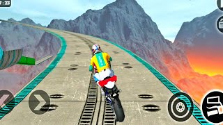 Impossible Motorbike Stunt Fearless Fastest Racing | Bike 3D Games | Bike Games #49