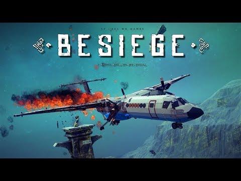 Plane Crash (Besiege)