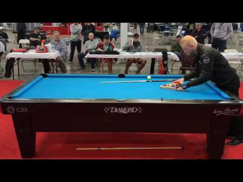 2017 Super Billiards Expo - One Pocket Final