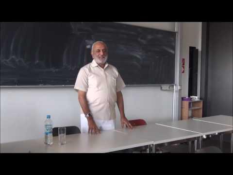 Kunstplanbau – Lectures mit Shri Sarvabhavana